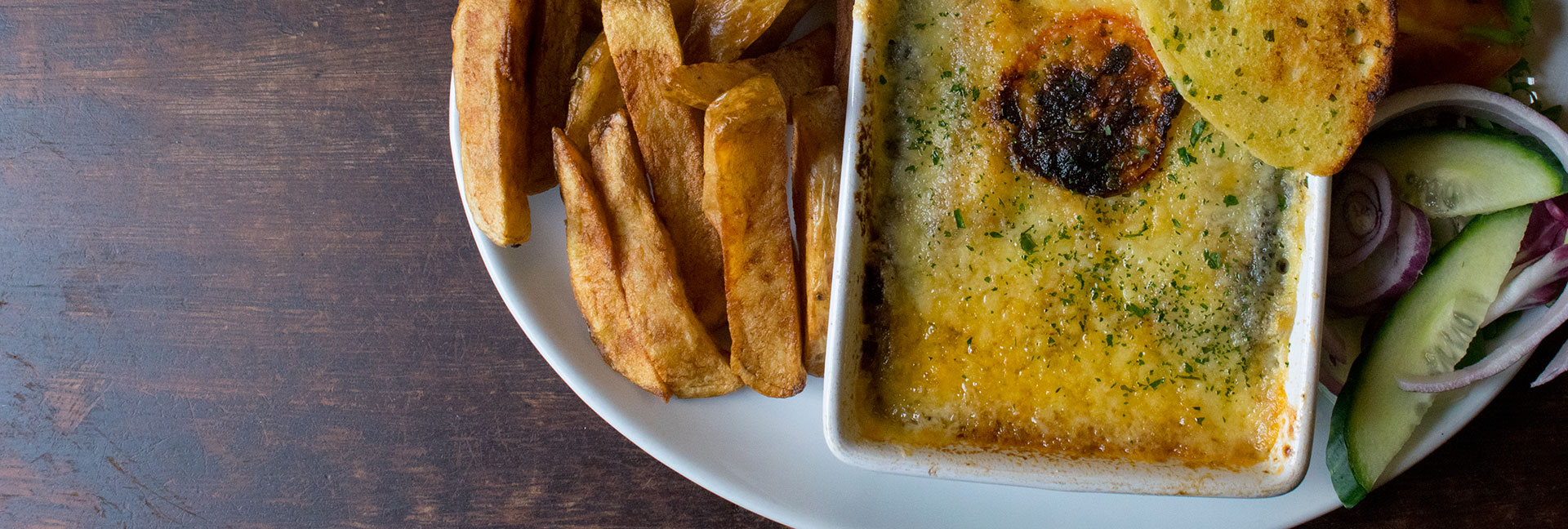 Homemade Lasagne | The Open Hearth Restaurant