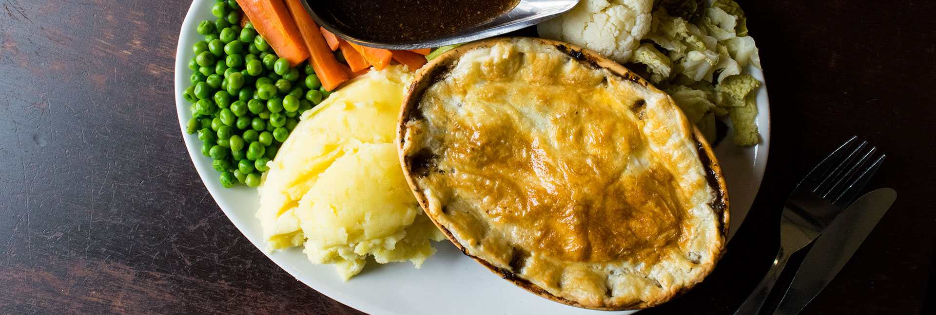 Pie Corner - The Open Hearth Restaurant